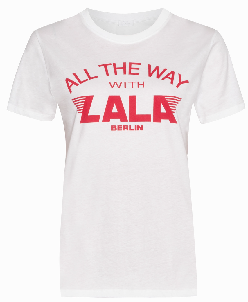 lala berlin reda t shirt women buhl fashion. Black Bedroom Furniture Sets. Home Design Ideas